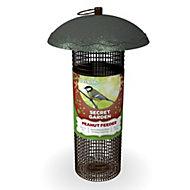 Peckish Steel 0.7L Peanut feeder (H)340mm (W)700mm (L)260mm