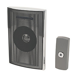 LightwaveRF Wireless Black Door chime kit