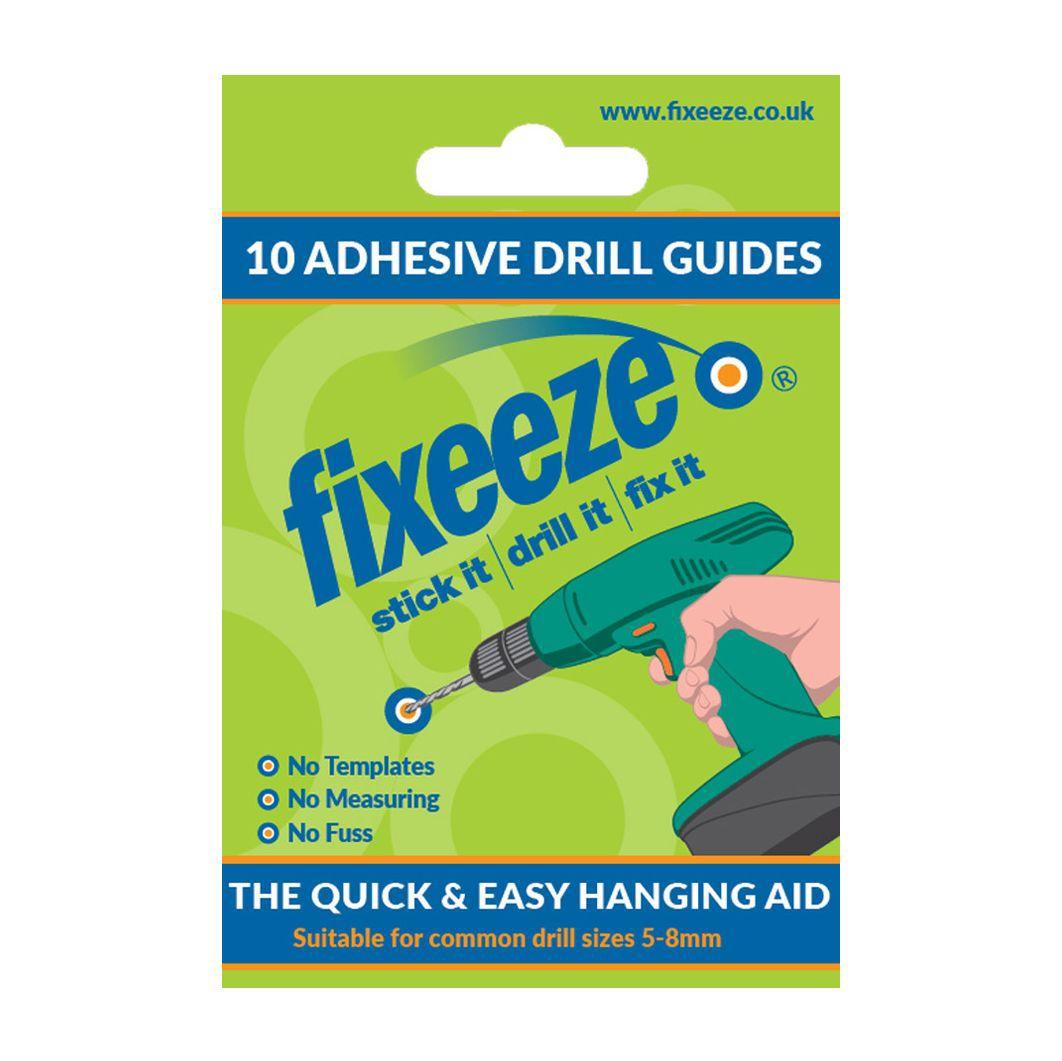 Fixeeze EVA Foam Drill markers, Pack of 10 | Departments | DIY at B&Q