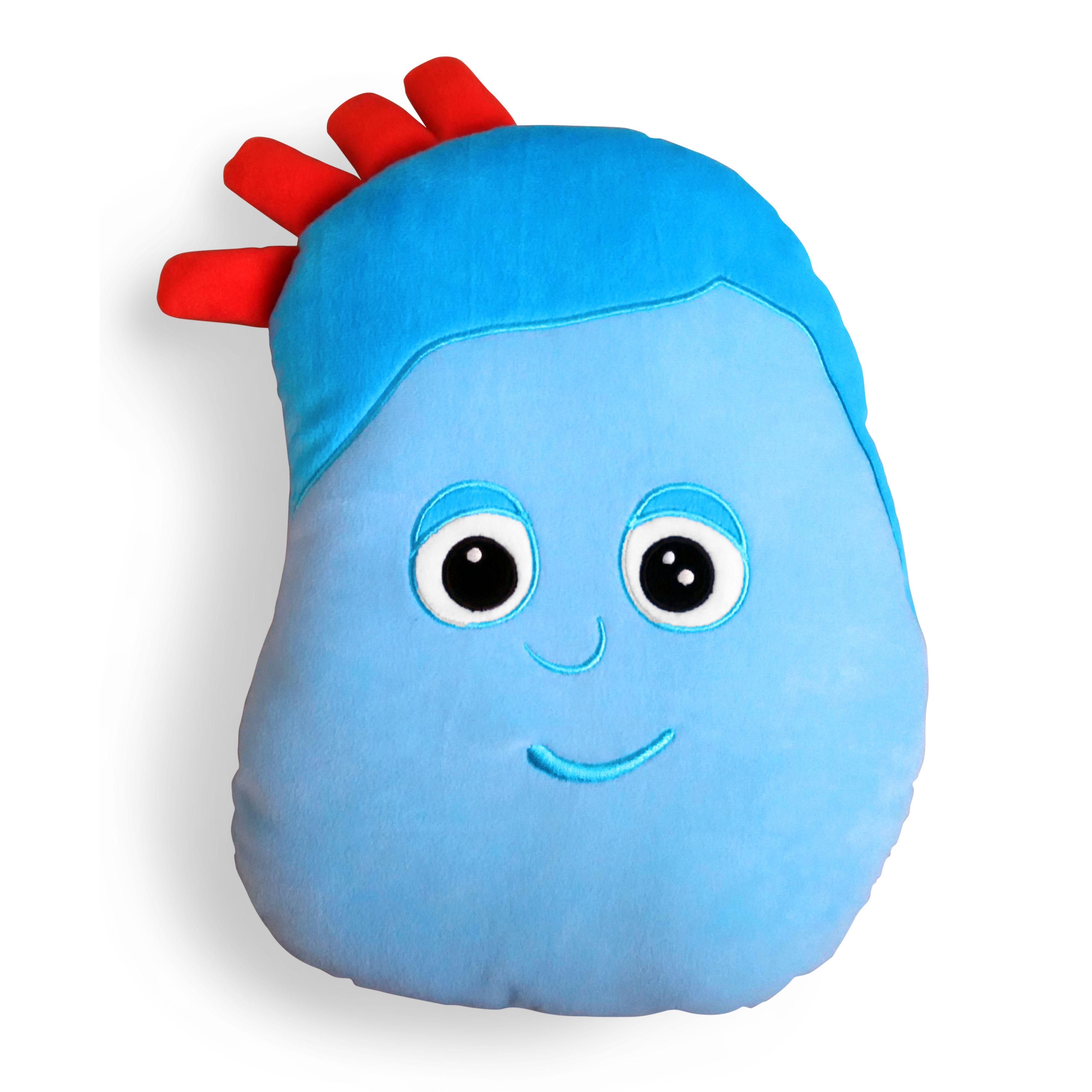 Iggle Piggle Iggle Piggle Blue Cushion | Departments | DIY at B&Q