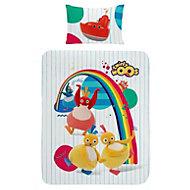 Twirlywoos Multicolour Junior Duvet Set