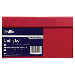 Artex Red Plasterboard Taping & Jointing Tool