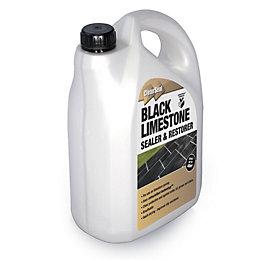 Clean Seal Black Limestone Clear Paving Sealer 5000