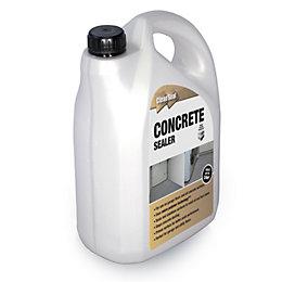 Clean Seal Colourless Concrete Sealer 4000ml