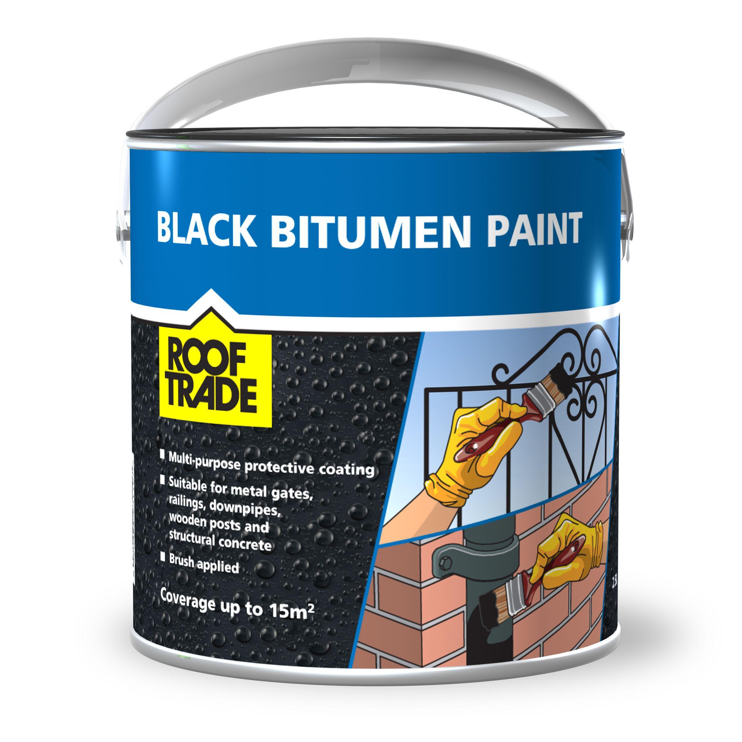 Wickes Black Fence Paint