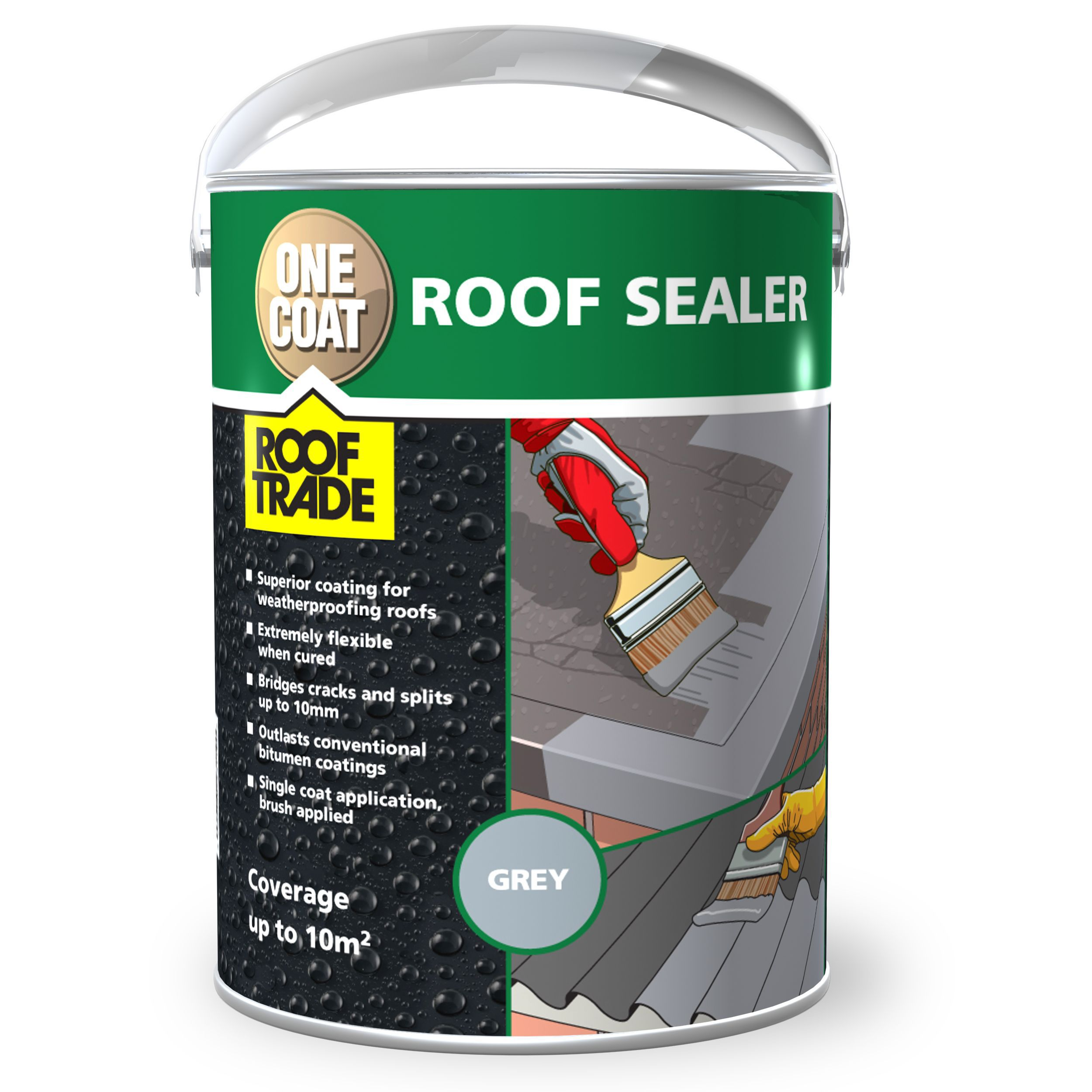 Image Result For How To Repair A Roof Leak
