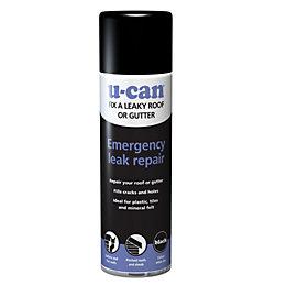 U-Can Emergency leak repair aerosol spray 500ml