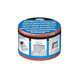 Roof pro Terracotta Flashing tape (L)3m (W)100mm
