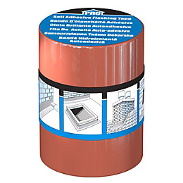 Roof pro Terracotta Flashing tape (L)3m (W)200mm