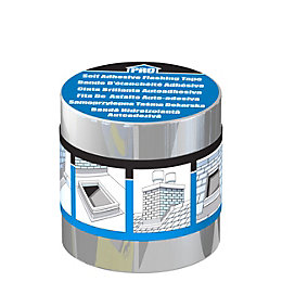 Roof pro Silver Flashing tape (L)10m (W)150mm