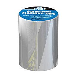Roof pro Silver Flashing tape (L)10m (W)200mm