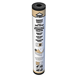 Roof pro Sand finish Universal Underlay (L)10m (W)1000mm
