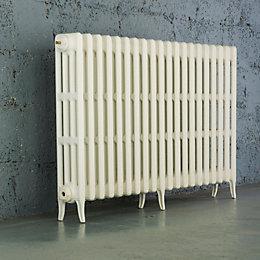 Arroll Neo-Classic 4 Column Radiator, White (W)1234mm (H)760mm