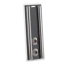 Arroll Black Nickel Radiator Pipe Sleeve Kit 300mm