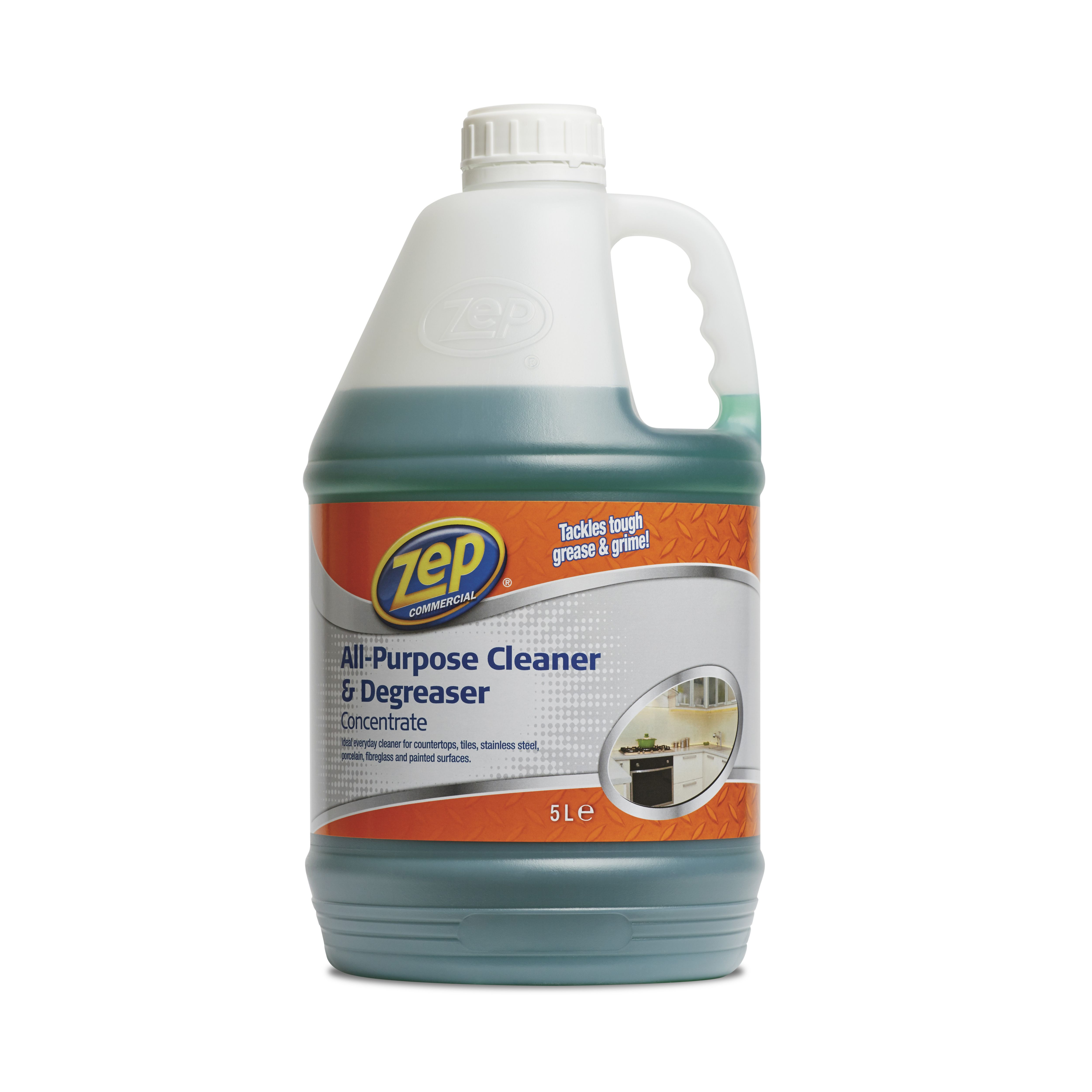 Zep Commercial All Purpose Cleaner & Degreaser, 5000 ml | Departments | DIY  at B&Q.