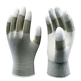 Showa Touchscreen Grip Gloves, Extra Large, Pair