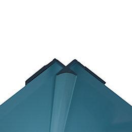 Splashwall Skye Shower Panelling Internal Corner (L)2440mm (T)4mm