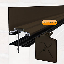 Brown Axiome sheet or glass glazing bar pack