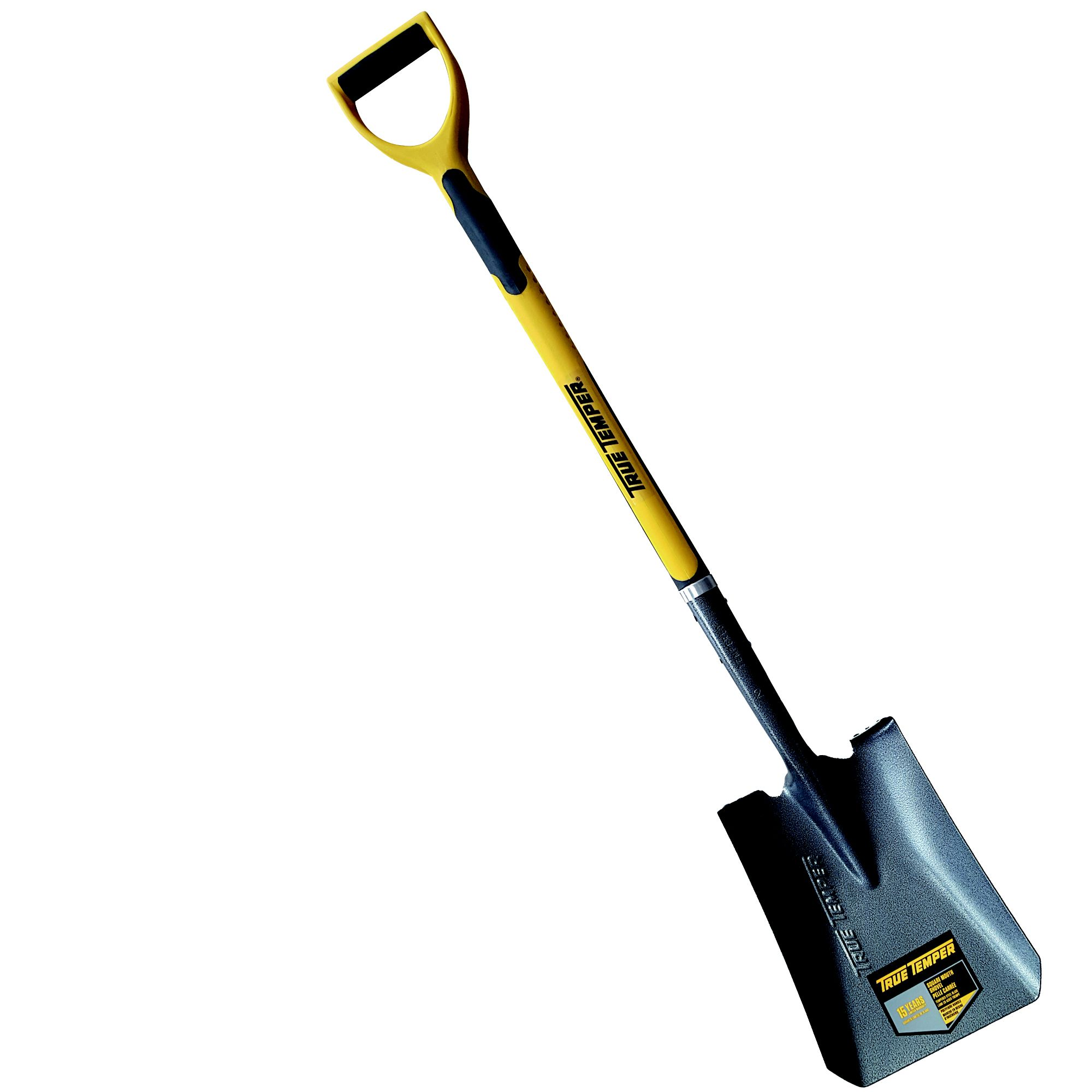 True Temper Heavy Duty Polyfibre Shovel L 1145mm