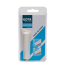 KOTA White Soft wax filler