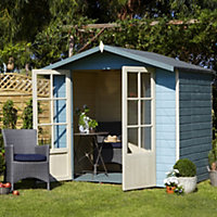 7x5 Lumley Shiplap Summerhouse With assembly service