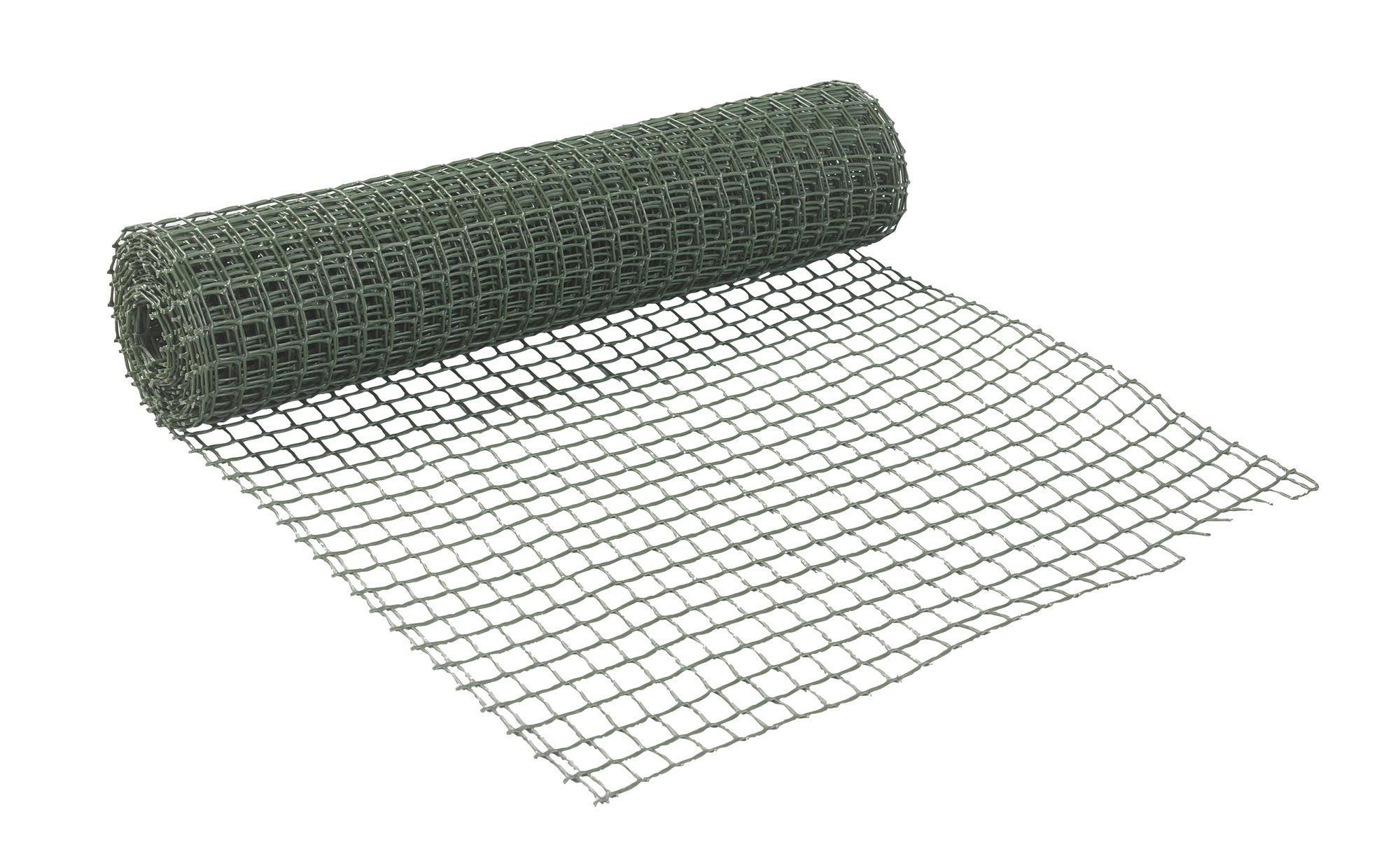 Green PVC Wire mesh (W)0.5 m (L)5m | Departments | DIY at B&Q