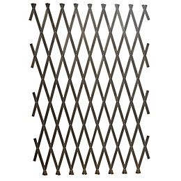 Expanding Timber Square Trellis (H)900mm (W)1.8m