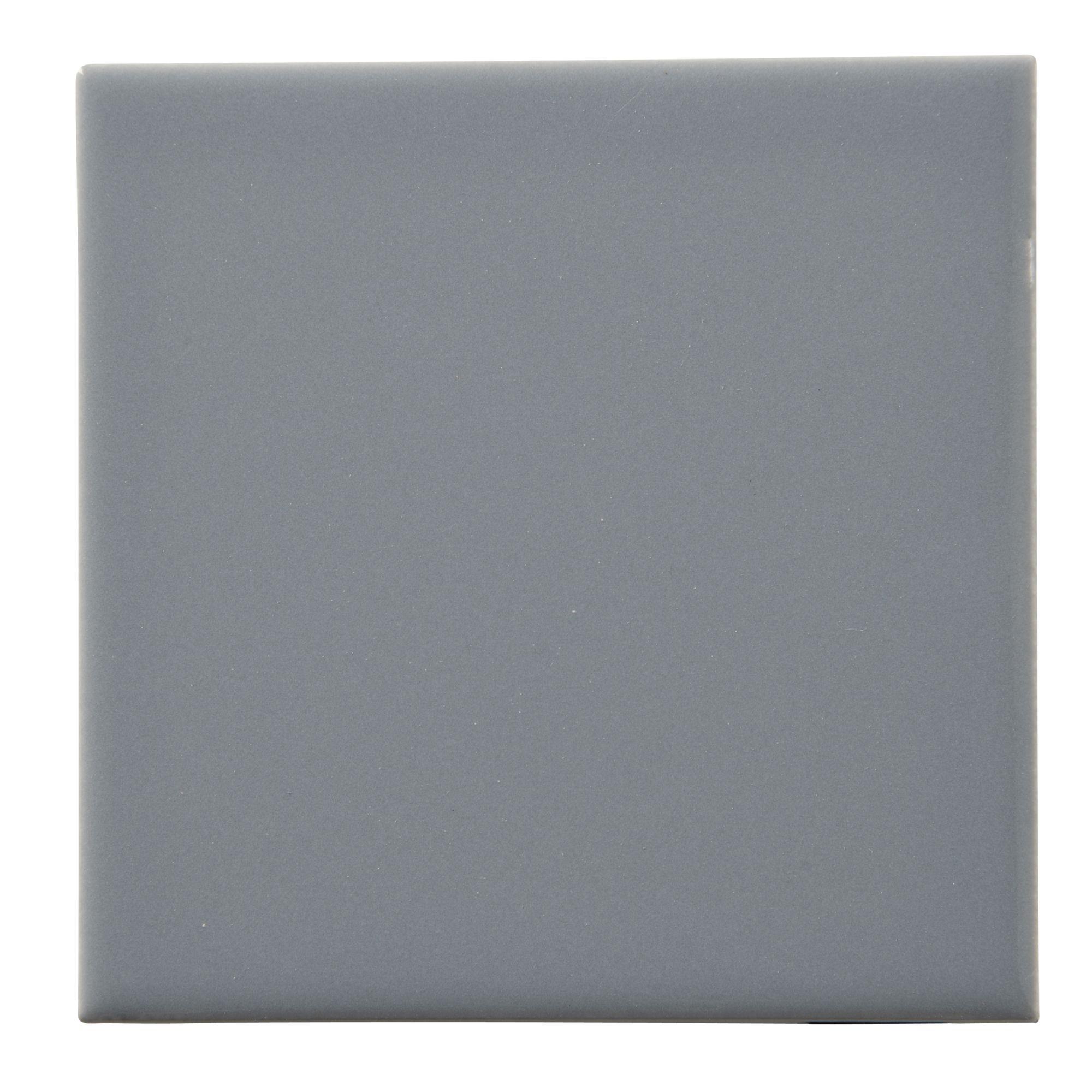 Utopia grey ceramic wall tile pack of 44 l150mm w150mm utopia grey ceramic wall tile pack of 44 l150mm w150mm departments diy at bq dailygadgetfo Gallery