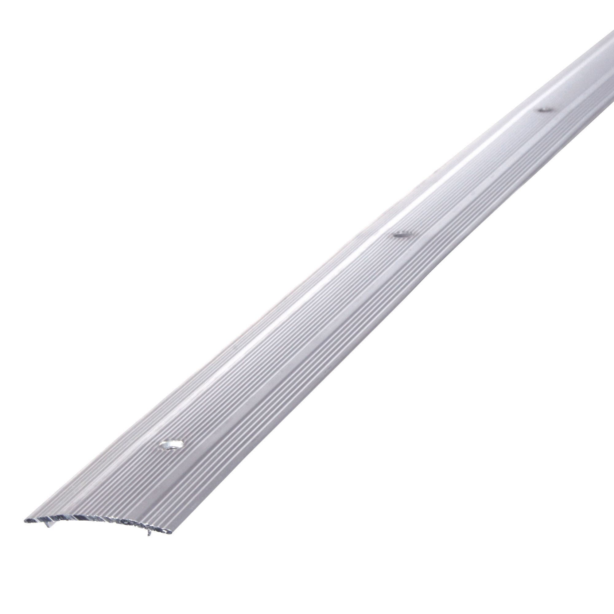 Diall Aluminium Effect Metal Edging 90 Cm Departments