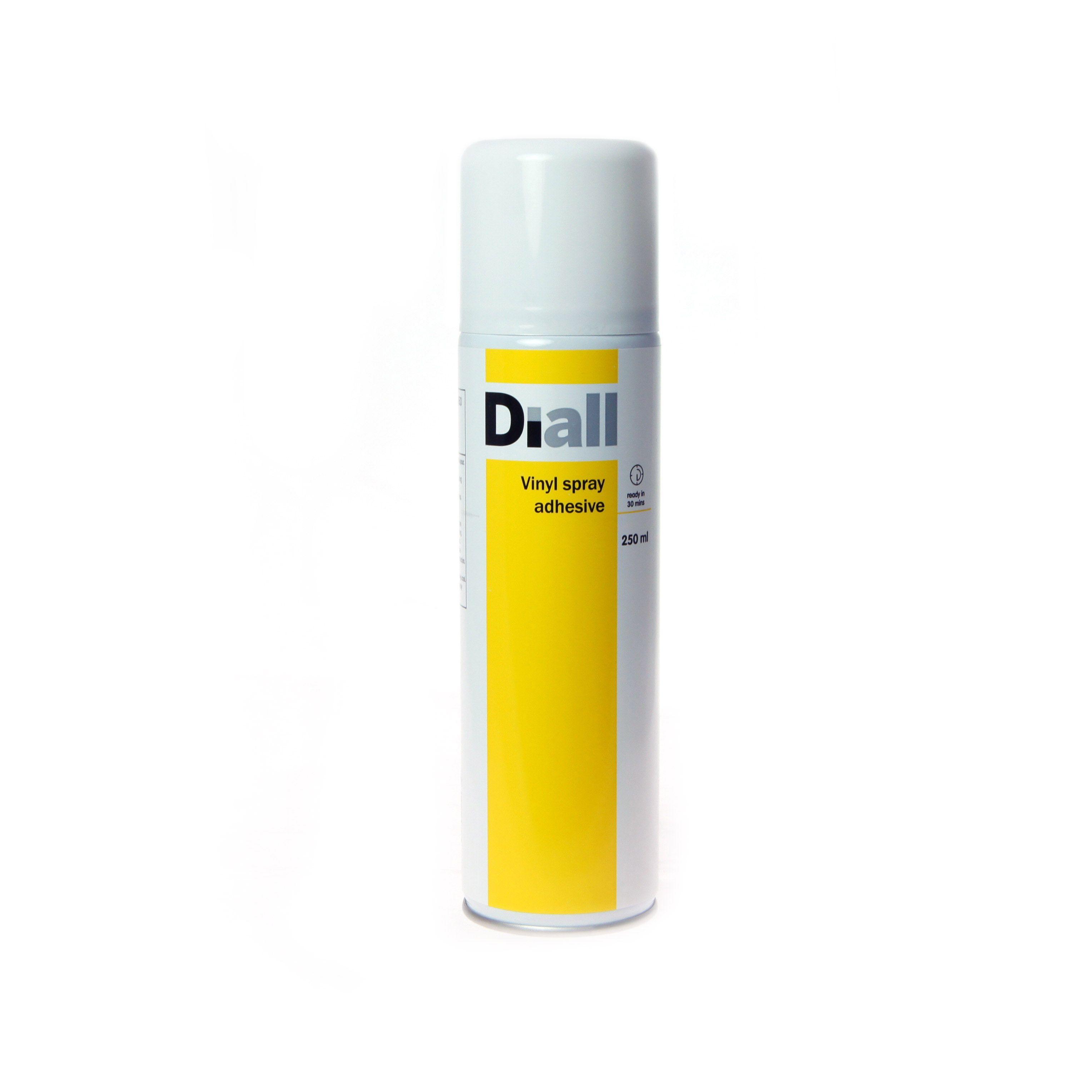 Diall Vinyl Flooring Spray Adhesive, 250 Ml