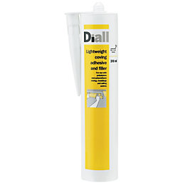 Diall Coving Adhesive & Filler 310ml