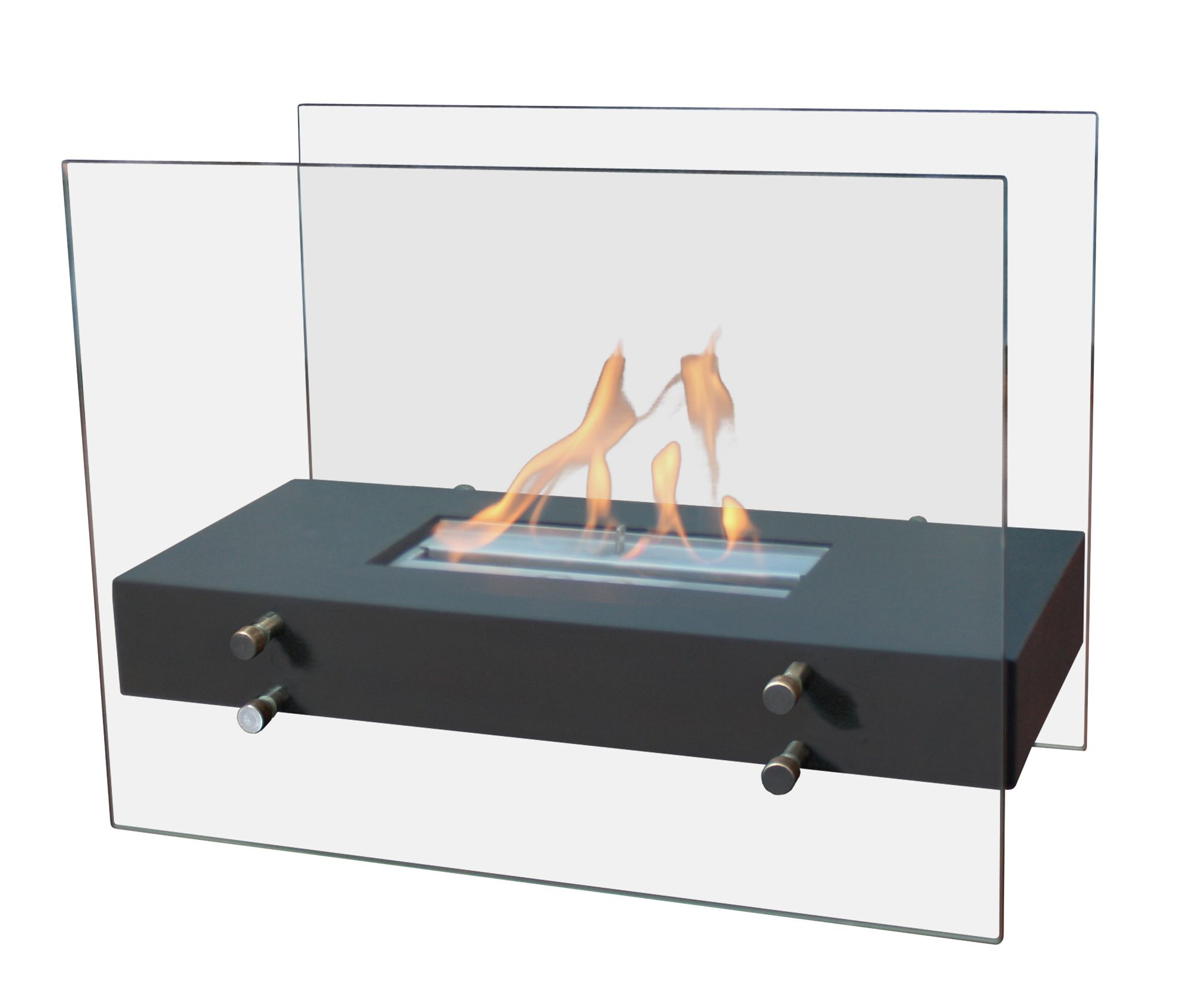 Almeria Bioethanol Portable Internal Amp External Fire