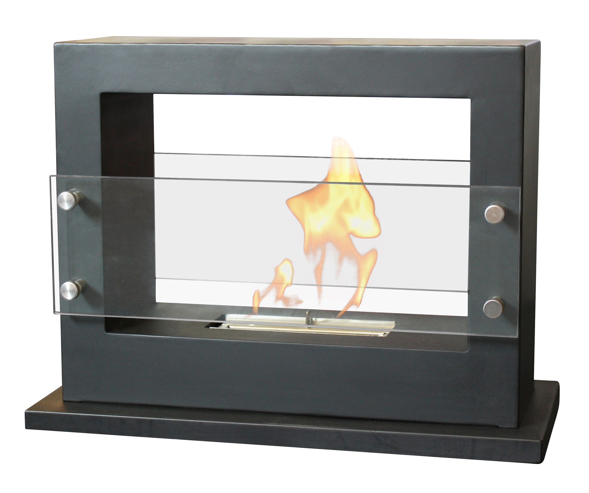 Merdia Bioethanol Portable Fire - B&Q for all your home and garden supplies and advice on all the latest DIY trends