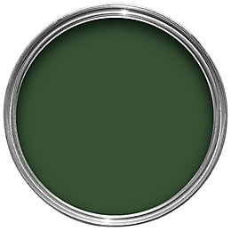Colours Buckingham green Gloss Wood & metal paint