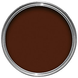 Colours Teak Gloss Wood & metal paint 2.5L