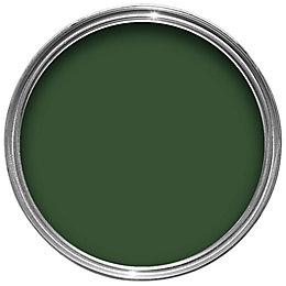 Colours Exterior Buckingham Green Gloss Wood & Metal