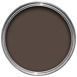 Colours Conker Gloss Wood & metal paint 2.5L
