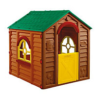 4x4 Rancho Playhouse