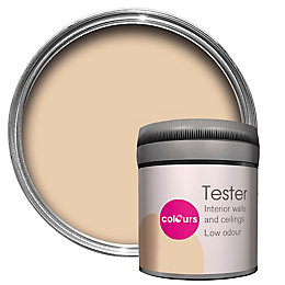 Colours Tester Café au lait Matt Emulsion paint