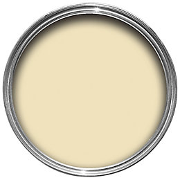 Colours Standard Soft lemon Matt Emulsion paint 0.05L