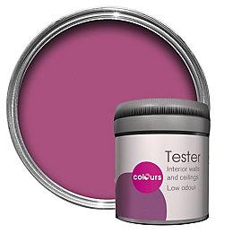 Colours Standard Playful Pink Matt Emulsion Paint 0.05L