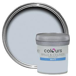 Colours Standard Oxygen Matt Emulsion paint 0.05L Tester