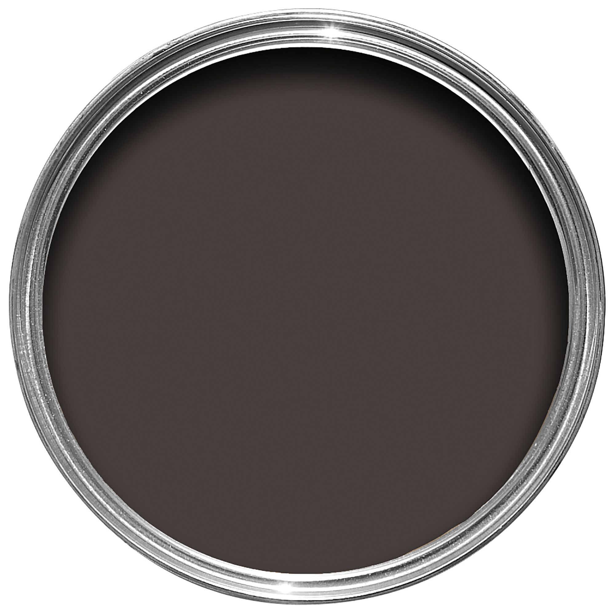 Colours Premium Dark Chocolate Silk Emulsion Paint 2 5l Departments Diy At B Q