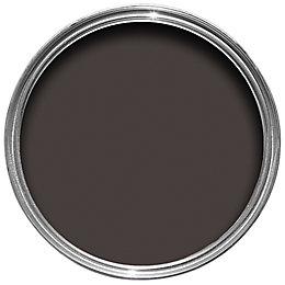 Colours Premium Dark Chocolate Silk Emulsion Paint 2.5L