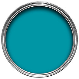 Colours Premium Tropez Blue Matt Emulsion Paint 2.5L
