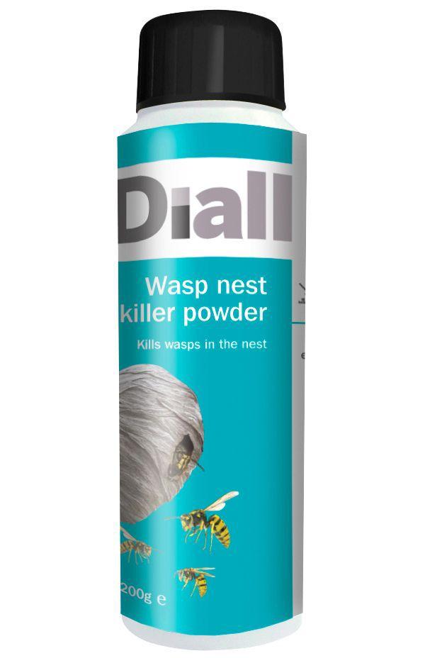 Diall Powder Wasp Control 200g Departments Diy At B Amp Q