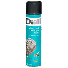 Diall Foam Wasp Control 0.3L