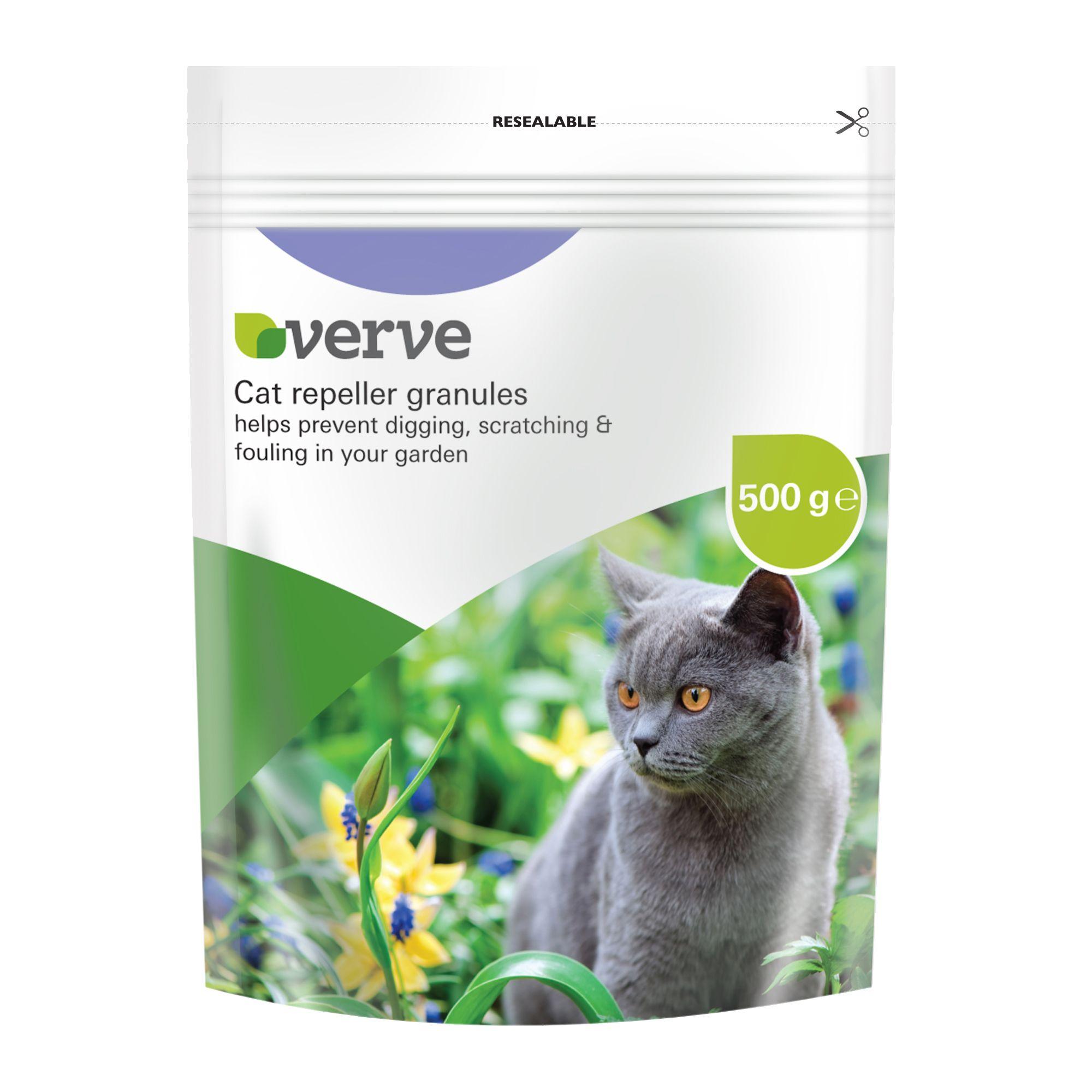 Spray Kitchen Cabinets Verve Cat Repellent Granules Departments Diy At B Amp Q