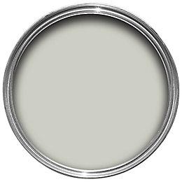 B&Q Grey Matt Emulsion paint 2.5L