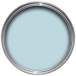 B&Q Blue Matt Emulsion paint 0.05L Tester pot